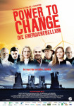 "Plakat ""Power to change"""