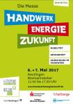 Plakat DIN A3 Energietage 2017