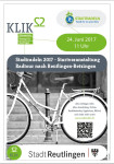 Startveranstaltung Stadtradeln 2017
