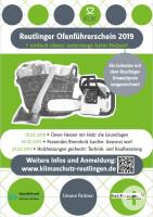 Plakat Ofenführerschein 2019