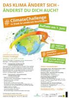 Climate Challenges Startveranstaltung