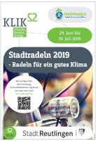 Stadtradeln 2019 Plakat