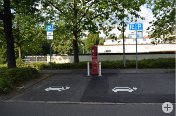 Stromtankstelle Esslinger Straße