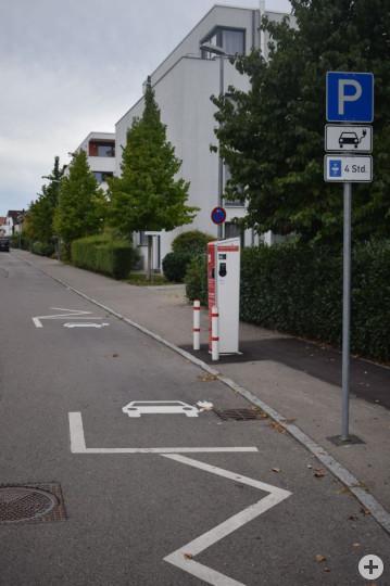 Stromtankstelle Negelerstraße